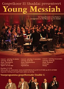 The Young Messiah in Papendrecht