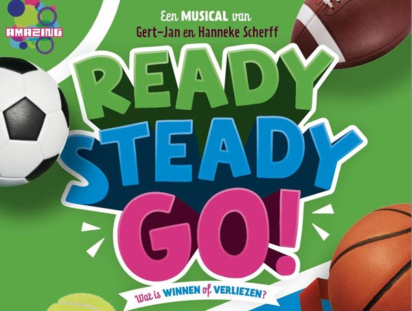 Online Musical 'Ready Steady Go!'  (groep 1-8)