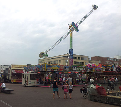 Kermis in Papendrecht