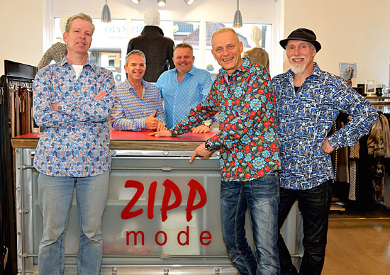 Zipp Mode sponsort 'Frank and the Club'