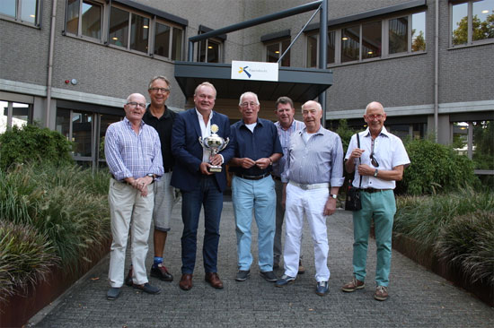 Papendrecht wint golfwedstrijd om Battle Bokaal tijdens de Battle of the Cities