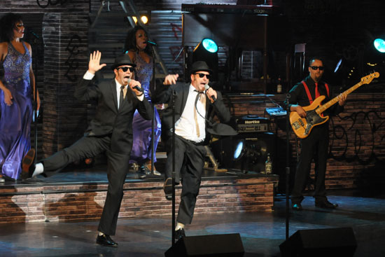 The Engelse cast van The Blues Brothers nu ook te zien in Papendrecht