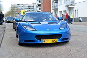 Kids And Cars levert 12.500 euro op