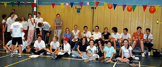 Badmintonvereniging ESPE viert 40-jarig jubileum