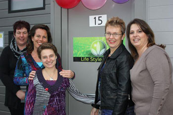 Weight Loss Challenge van start in Life Style Center